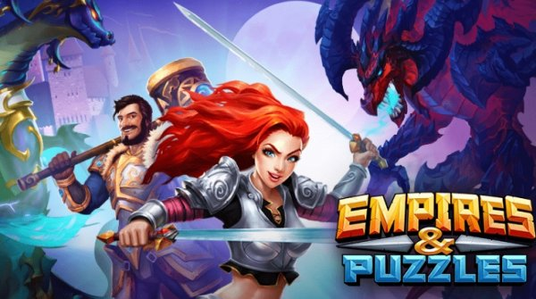 Empires & Puzzles: RPG Quest на андроид