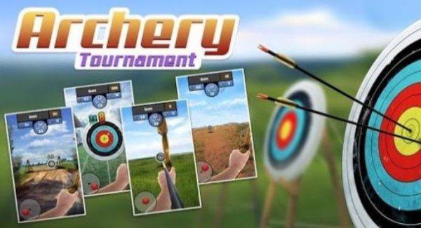 Archery Tournament на андроид