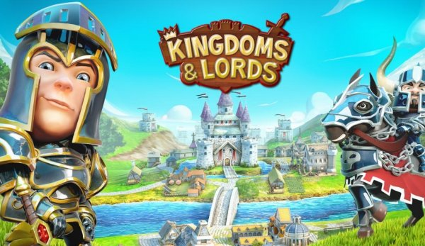 Kingdoms & Lords на андроид