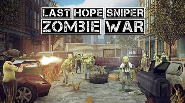 Last Hope Sniper - Zombie War: Shooting на андроид