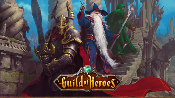 Guild of Heroes – fantasy RPG на андроид