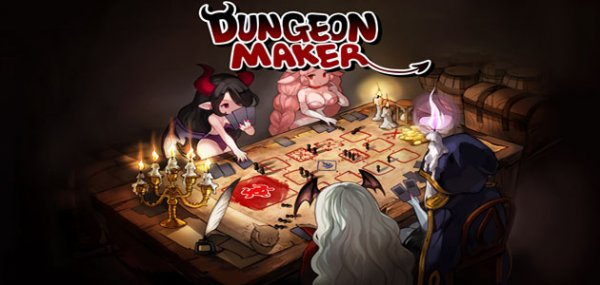 Dungeon Maker RPG на андроид
