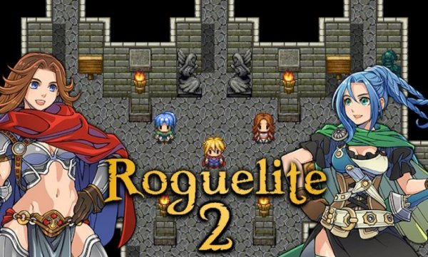 Roguelite 2: Dungeon Crawler RPG на андроид