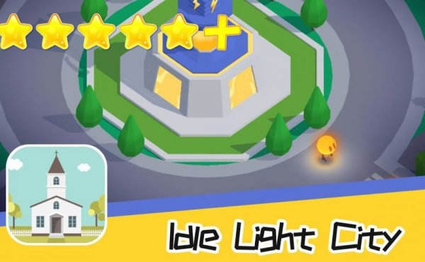 Idle Light City на андроид