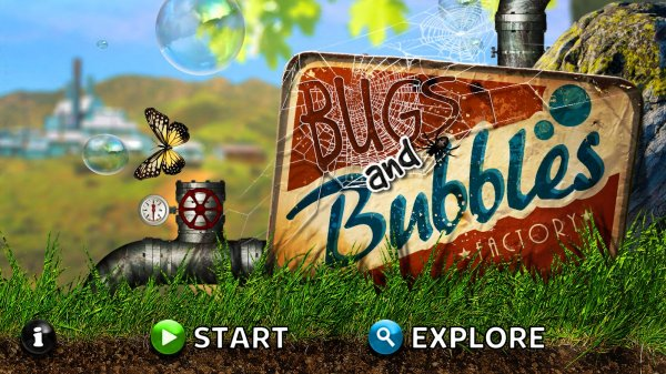 Bugs and Bubbles на андроид