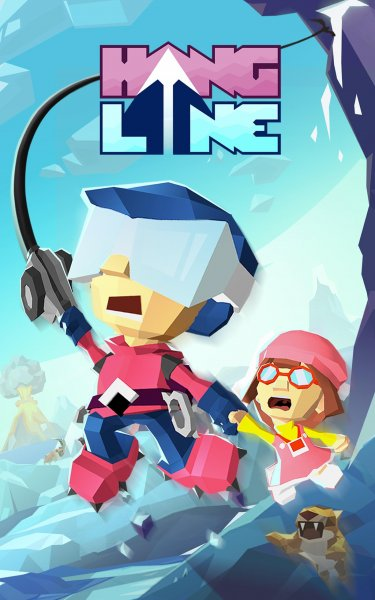 Hang Line: Mountain Climber на андроид