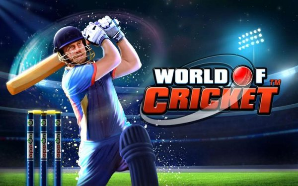 World of Cricket : World Cup 2019 на андроид