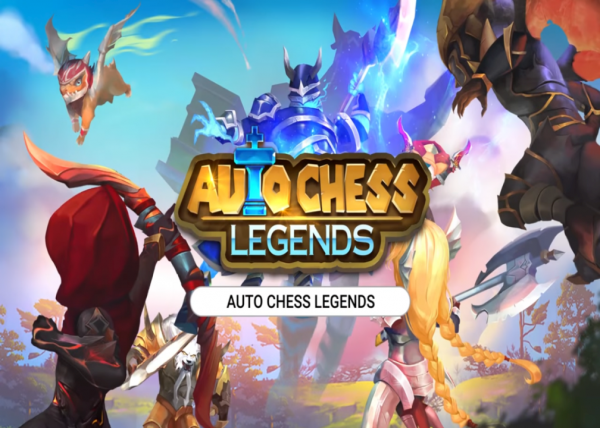 Auto Chess Legends: Autobattler Teamfight на андроид